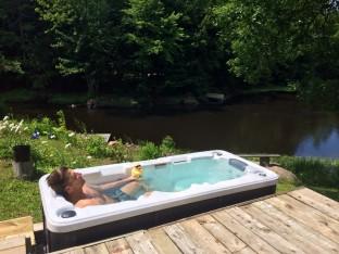 FAQ´s zum Thema Outdoorwhirlpool