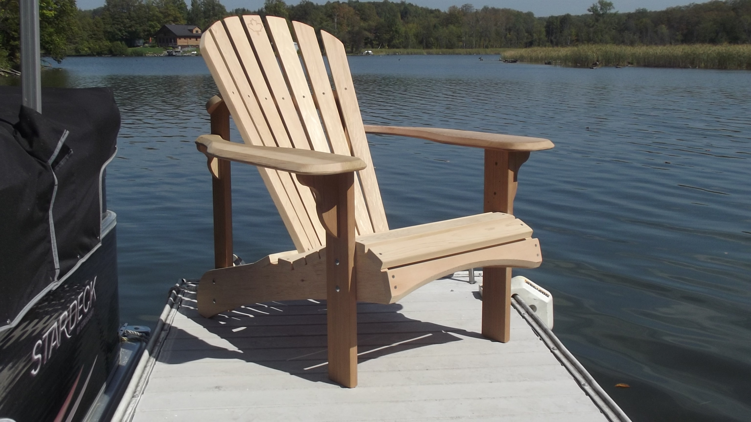 muskoka classic chair deluxe canadian whirlpools. Black Bedroom Furniture Sets. Home Design Ideas